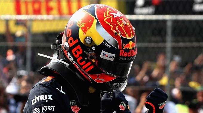Max Verstappen 10