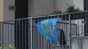 Bandiere per il 'Morbido' (Fotoprint)