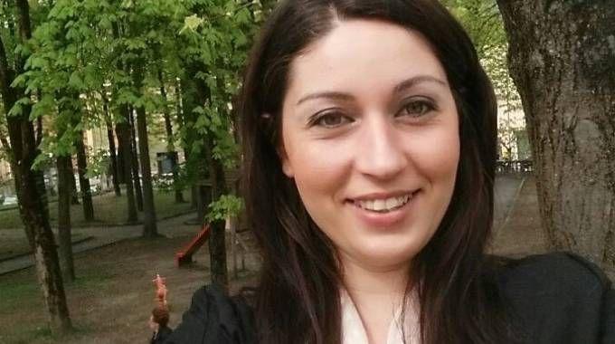 Anna D'Orsi è stata operata con parto cesareo d'urgenza, per rottura della placenta, nel maggio del 2013