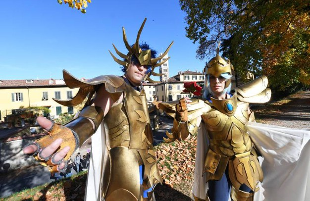 Lucca Comics & Games 2017 (foto Alcide)