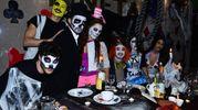 'Alice in Horrorland', ad Halloween la festa di chiusura del Pineta (foto Carlo Morgagni)