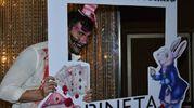 Facce da Halloween (foto Carlo Morgagni)