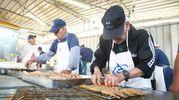 Gastronomia all'insegna del buon pesce (foto Ravaglia)