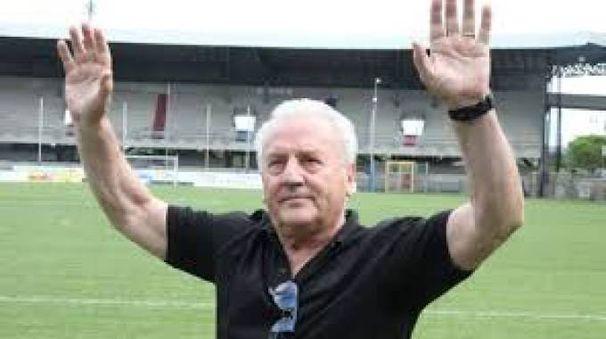 Il presidente della Samb Franco Fedeli