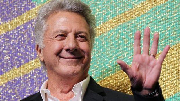 Dustin Hoffman: due donne lo accusano di molestie sessuali (Ansa)