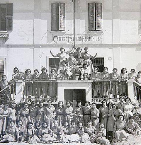 EX CENTRO ITALIANO FEMMINILE (CIF), PESARO