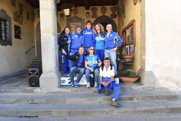Firenze-Reggello (foto Regalami un sorriso onlus)