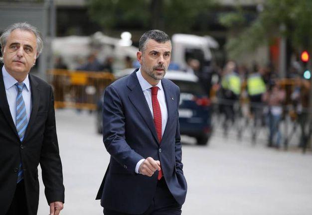 Santiago Vila, uno dei ministi catanani destituiti (Ansa)
