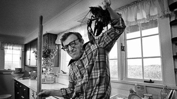 """""""Brian Hammil's Test of time: Woody Allen, New York e gli altri"""""""