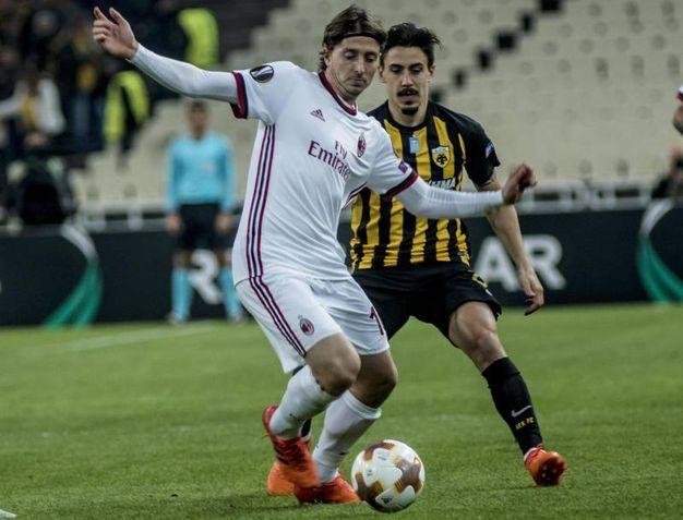 Milan- AEK Atene (Ansa)