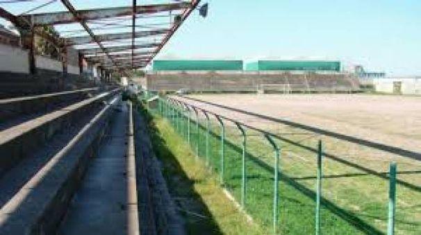 Il vecchio stadio Ballarin