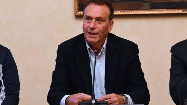 Il presidente Cellino sta seguendo le vicende del Brescia dall'estero per motivi di lavoro