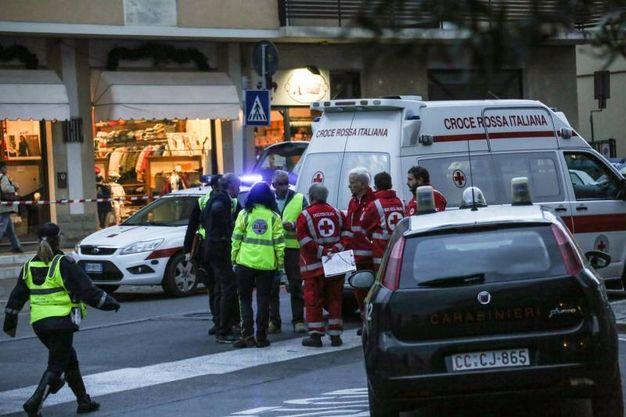 Travolto e ucciso alla fermata del bus lite con l autista for Bagno a ripoli firenze bus