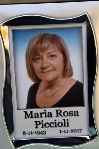 Maria Rosa Piccioli (foto Schicchi)