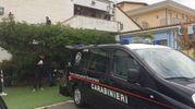 Le indagini dei carabinieri del Ris (foto Antic)