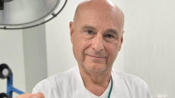 Il chirurgo Norberto Confalonieri