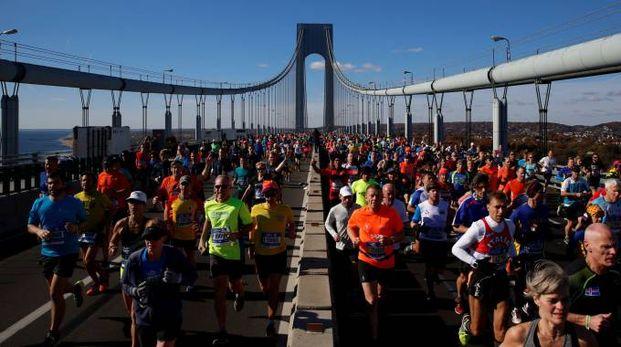 La maratona più famosa del mondo