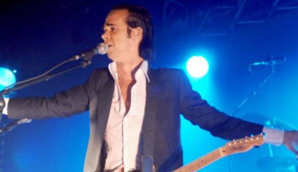 Nick Cave in concerto