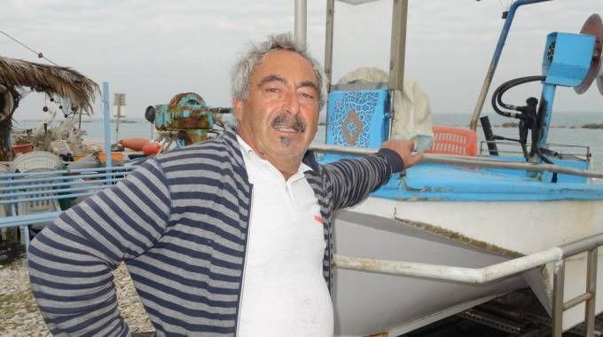 Licio Gabrielli, presidente del Tortuga fishing club