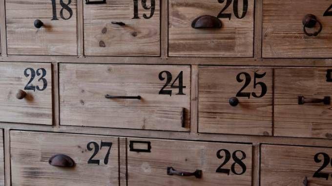 Decorare casa con i numeri