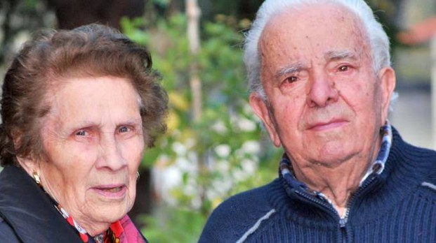 Marta Bergamini e Rino Ruggeri