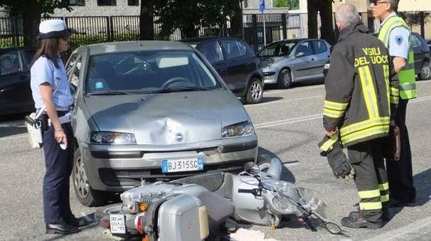 Dopo l'incidente Gino Bonazzi era stato sottoposto a diversi ricoveri