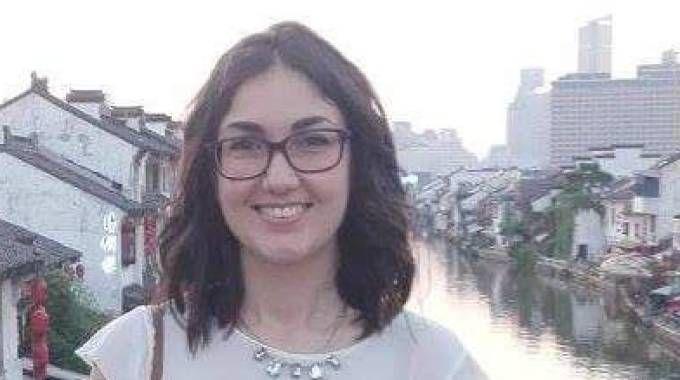 Anna Tiberi, morta in Cina a 25 anni