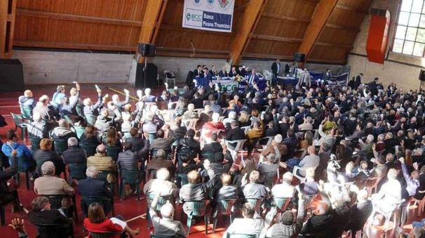 L'assemblea della Banca Picena Truentina di Acquaviva