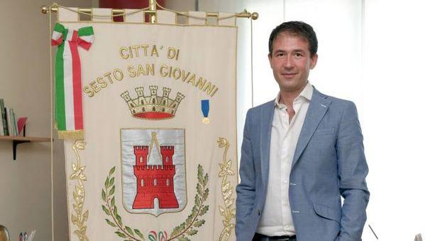 Il sindaco Di Stefano