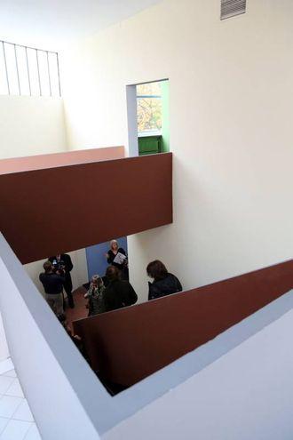 Il padignolione era stato costruito per un Saie di 40 anni fa (foto Schicchi)