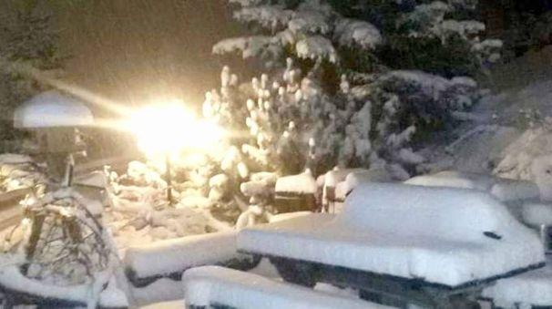 Neve a Livigno (Orlandi)