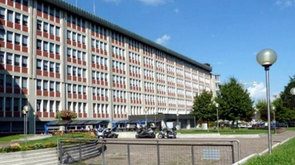 L'ospedale San Bortolo di Vicenza