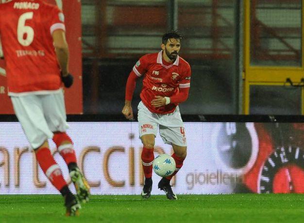 Perugia-Avellino, le foto della partita (Crocchioni)