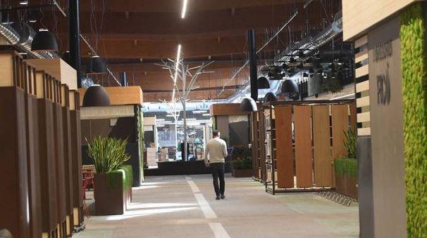 L'interno di Fico (foto Schicchi)