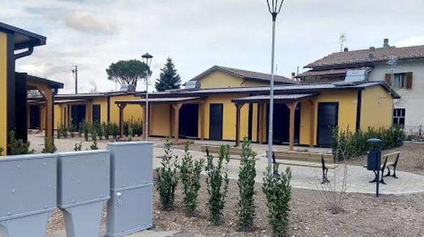 Le casette di Cessapalombo