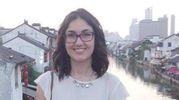 Anna Tiberi, fabrianese di 25 anni, morta in Cina dopo un volo di dieci metri da un hotel di Wuxi