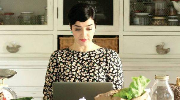 La foodblogger Federica Gif