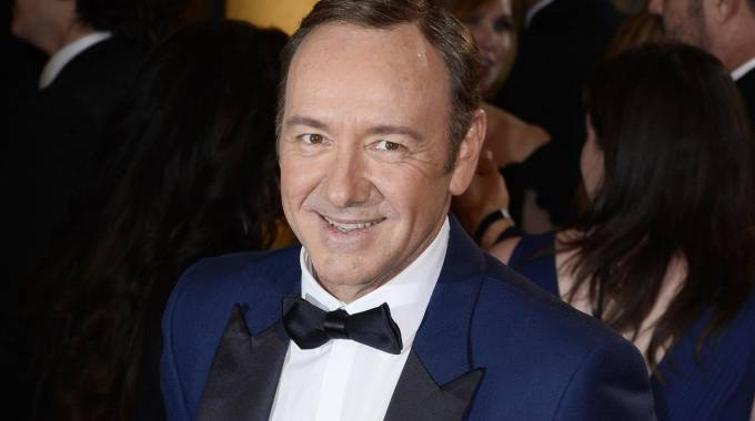 Kevin Spacey (Ansa)