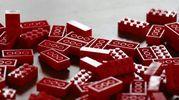 Presentazione del Bricks in Florence Festival, i mattoncini Lego arrivano a Firenze (Marco Mori/ New Press Photo)