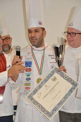 Trofeo Cuochi Romangnoli e Concorso regionale Junior e Senior (Foto Concolino)