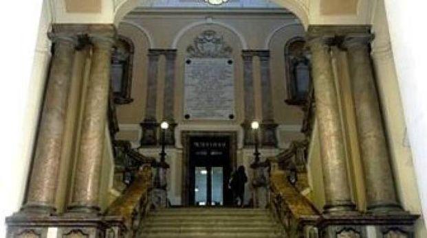 L'ingresso del Museo Civico