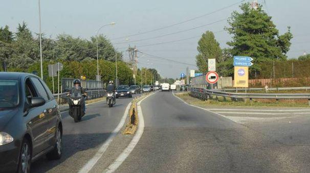 Il ponte di via Desio a Bovisio