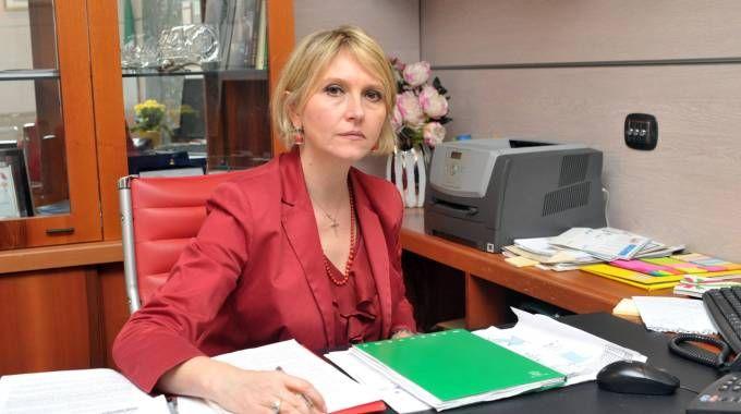 Il sindaco Ivonne Cosciotti