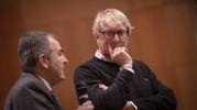 Alberto Lenzi, presidente FACE3D e Alberto Bianchi, segretario FACE3D