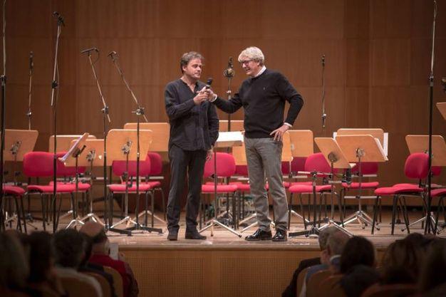 Alberto Lenzi e Ottavio Dantone