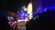 La tragedia si è consumata intorno alle 17.30 a Salvarano di Quattro Castella (Foto Artioli)