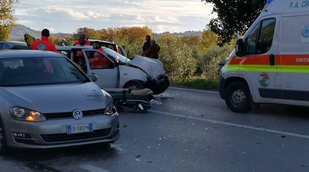 Incidente a Rapagnano
