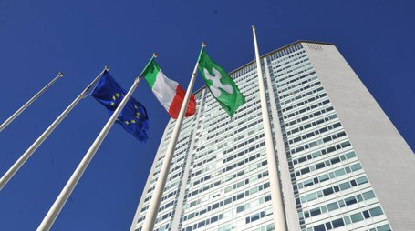 Il Pirellone, la sede proposta da Milano per Ema
