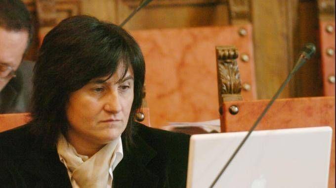 La vicepresidente Lucia De Robertis