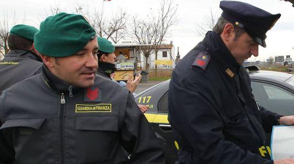 Operazione congiunta di Finanza e Polizia (foto di repertorio)